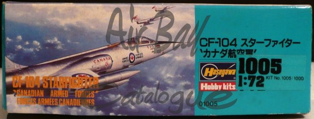 CF-104 Starfighter/Kits/Hs - Click Image to Close