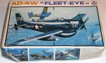 AD-4E Fleet Eye/Kits/Esci