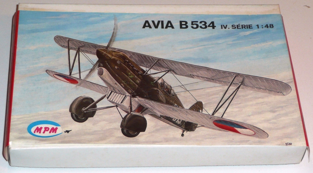 Avia B.534 4th series/Kits/MPM